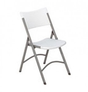 Model 600 Blow Mold Plastic Folding Chair