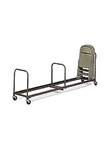 Chair caddy for metal folding chairs Model DY35