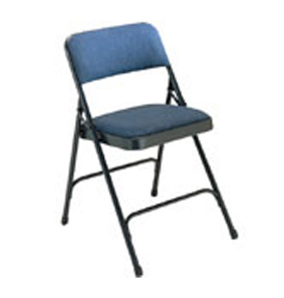 Model 2200 Fabric Upholstered Folding Church Chair