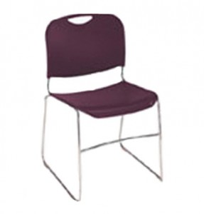 Ultra Stacker Model 8500 plastic stack chair