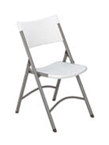Blow Mold Plastic Folding Chair 600