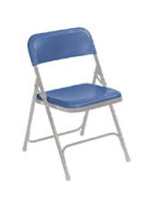 Plastic Folding Chair Model 800