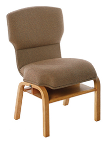 Majesty Church Chair