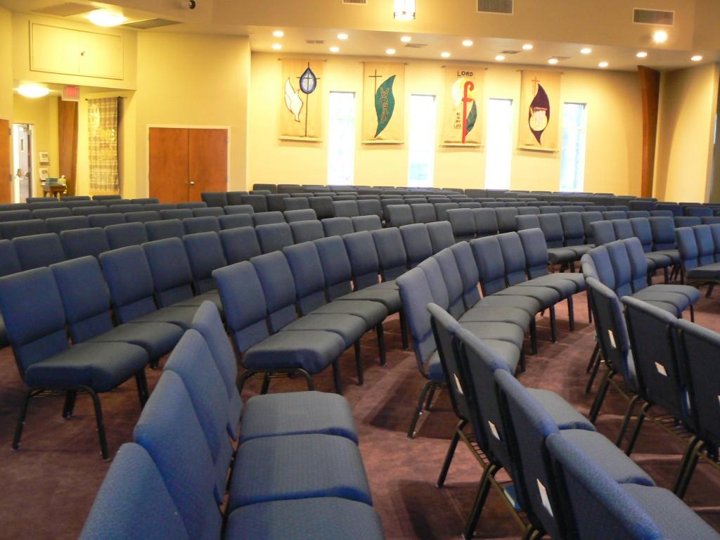 church sanctuary chairs. Radius Ganger Installation Ambassador Cobalt Church Sanctuary Chairs