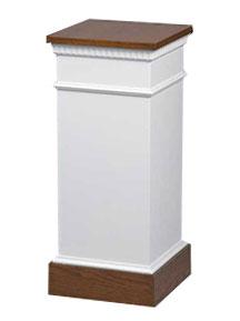 Model 8201 wooden flower stand