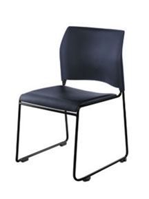 Cafetorium Chair Model 8700 plastic stackable chair