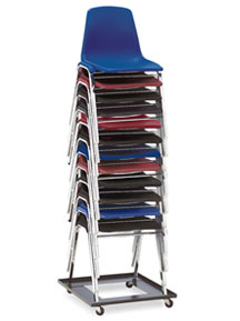 Stacking chair dolly Model DY81