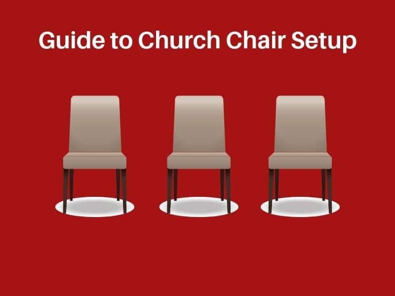 Church Chair Spacing Guidelines Churchplaza Blog