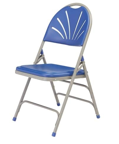 Polyfold Fanback Chair