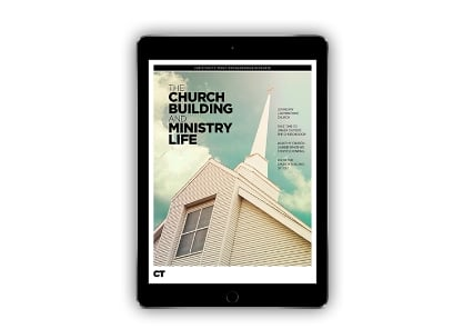 Cover of Christianity Today magazine digital download